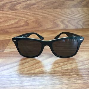 Ray Ban Lightforce Sunglasses 4195 601-S/9A